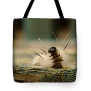 I Am A Caterpillar Tote Bag
