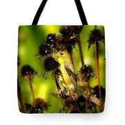 I Am A Flower Stalk Do You See Me Tote Bag