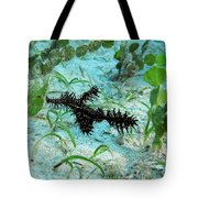 I Am A Hairy Ghost Pipe Fish Tote Bag