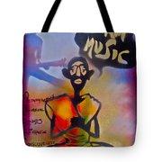 I Am Music #1 Tote Bag