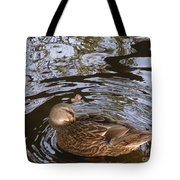 I Am Surrounded Tote Bag