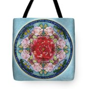 I Am That Mandala Tote Bag