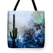 I Am.. The Arizona Dreams Of A Snow Covered Christmas, Regardless Of Our Interpretation Of- Winter 1 Tote Bag