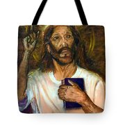 I Am The Way The Truth And The Life Tote Bag
