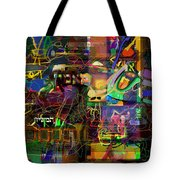 I Believe In The Coming Of Mashiach 31 Tote Bag