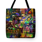 I Believe In The Coming Of Mashiach 32 Tote Bag