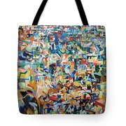I Believe This And Understand It Fully Well 23 Tote Bag