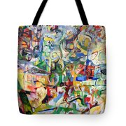 I Believe This And Understand It Fully Well 7 Tote Bag