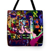 I Believe With Complete Faith In The Coming Of Mashiach 4 Tote Bag