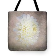 I Can Be Changed - Vintage Art By Jordan Blackstone Tote Bag