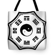 I Ching Kua Tote Bag