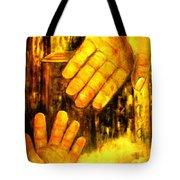 I Chose You Tote Bag