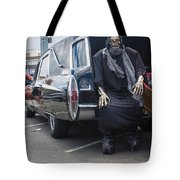 I Come For You Tote Bag