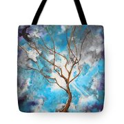 I Come To Thee Tote Bag