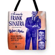I Couldnt Sleep A Wink Last Night Tote Bag