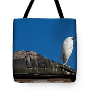 I Cry Fowl Tote Bag