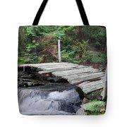 I Dare You Bridge Tote Bag