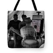 I Draw You Caricatures In Asheville Tote Bag