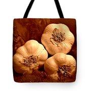 I Dream Of Garlic Tote Bag