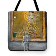 I Dream Of Klimt Tote Bag