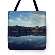 I Float On Anyway Tote Bag