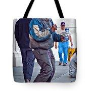 I Got Rhythm Tote Bag