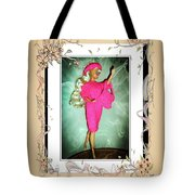 I Had A Great Time - Fashion Doll - Girls - Collection Tote Bag