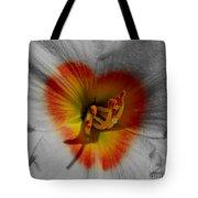 I Heart Flowers Tote Bag