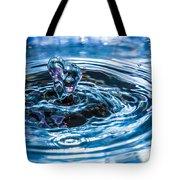 I Heart Water Tote Bag