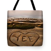 I Heart Yee Tote Bag