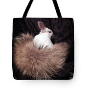 I Just Love My New Tail Tote Bag