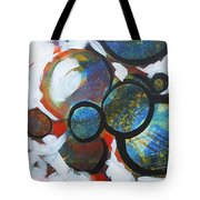 I Know What You Look Like Tote Bag