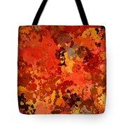 I Love Autumn Tote Bag