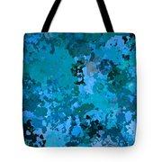 I Love Blue Tote Bag