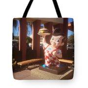 I Love Bob's Big Boy Tote Bag
