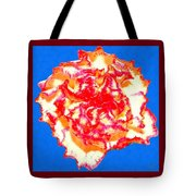 I Love Carnations Tote Bag
