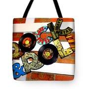 I Love Rock N Roll   Tote Bag