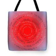 I Love The Beatles 5  Tote Bag