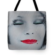 I Love To Smell Fresh Rain Tote Bag by EricaMaxine  Price
