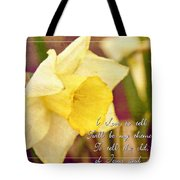 I Love To Tell The Story Tote Bag by Michelle Greene Wheeler