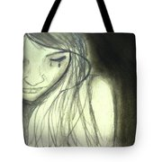 I Love You Dont Leave Me Tote Bag