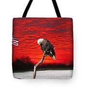 I Pledge Allegiance Tote Bag
