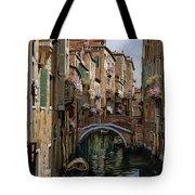 I Ponti A Venezia Tote Bag