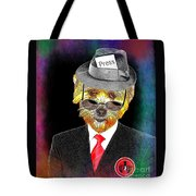 I Report The News Tote Bag