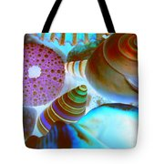 I Sell Seashells Down By The Seashore Tote Bag