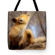 I Think I Got It Tote Bag by Thomas Young