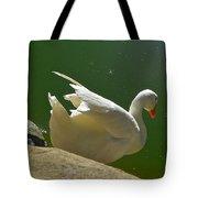 I Think I'll Take A Dip Tote Bag