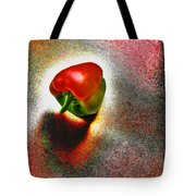 I Vote For A Really Hot Sweet Pepper Tote Bag