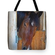 I Was Waiting For You Tote Bag