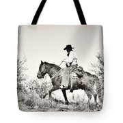 I Went Up To The Mountain... Tote Bag